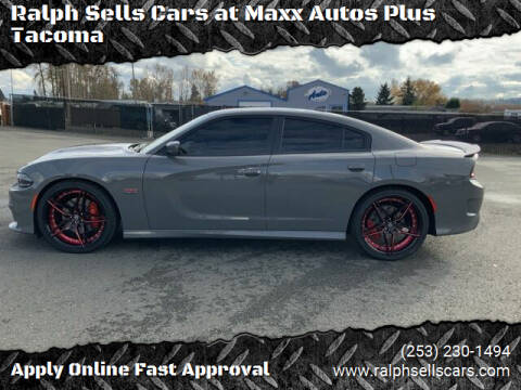 2019 Dodge Charger for sale at Ralph Sells Cars at Maxx Autos Plus Tacoma in Tacoma WA