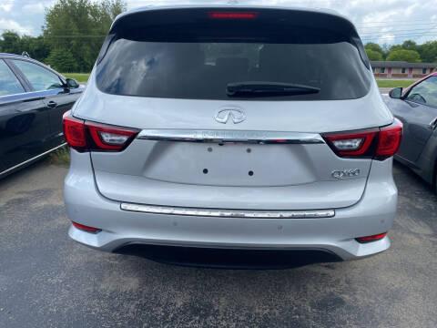 2019 Infiniti QX60 for sale at Tennessee Auto Brokers LLC in Murfreesboro TN
