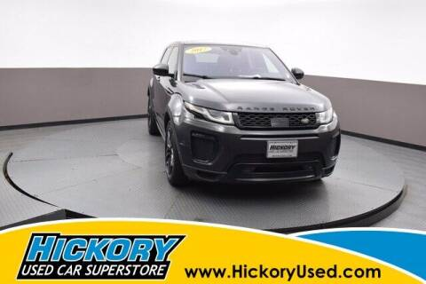 2017 Land Rover Range Rover Evoque for sale at Hickory Used Car Superstore in Hickory NC