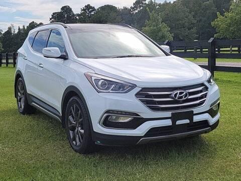 2017 Hyundai Santa Fe Sport for sale at Bratton Automotive Inc in Phenix City AL