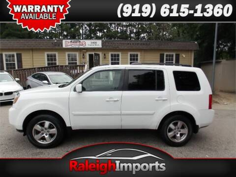 2011 Honda Pilot for sale at Raleigh Imports in Raleigh NC
