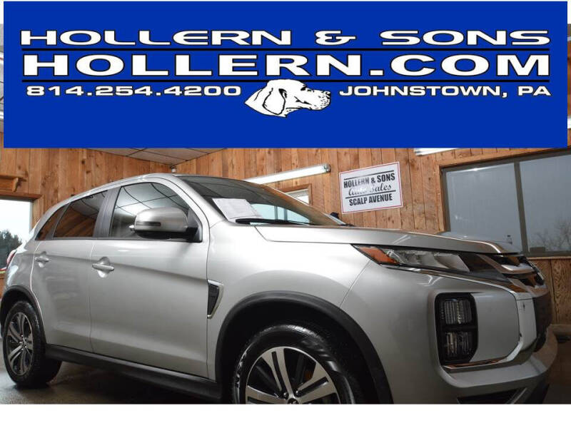 2020 Mitsubishi Outlander Sport for sale at Hollern & Sons Auto Sales in Johnstown PA
