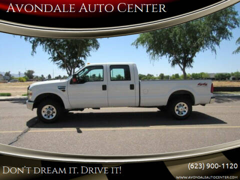 2008 Ford F-250 Super Duty for sale at Avondale Auto Center in Avondale AZ