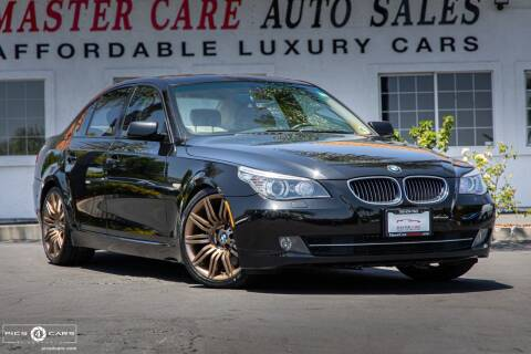 2008 BMW 5 Series for sale at Mastercare Auto Sales in San Marcos CA