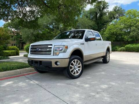 2014 Ford F-150 for sale at Motorcars Group Management - Bud Johnson Motor Co in San Antonio TX