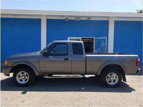 2004 Ford Ranger for sale at Khodas Cars in Gilroy CA