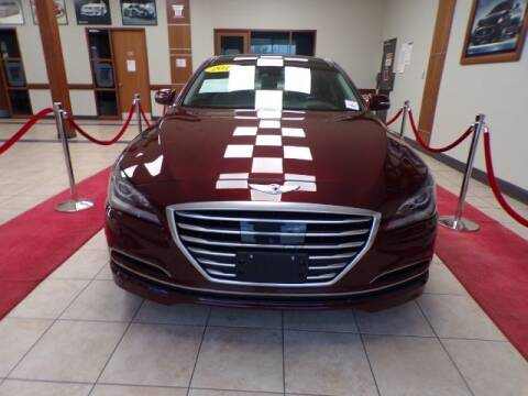 2015 Hyundai Genesis for sale at Adams Auto Group Inc. in Charlotte NC