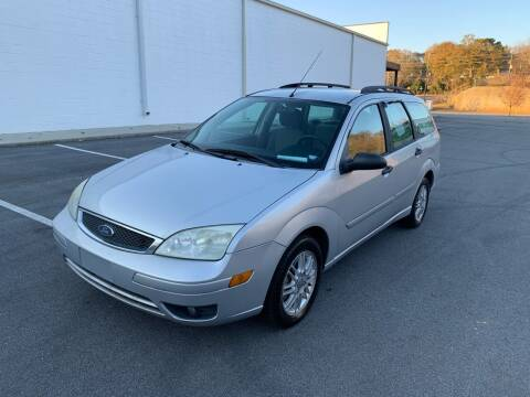2006 Ford Focus for sale at Allrich Auto in Atlanta GA
