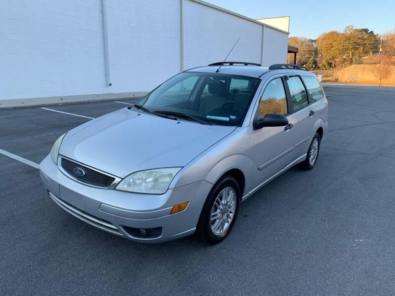 2006 Ford Focus for sale at Allrich Auto in Atlanta GA