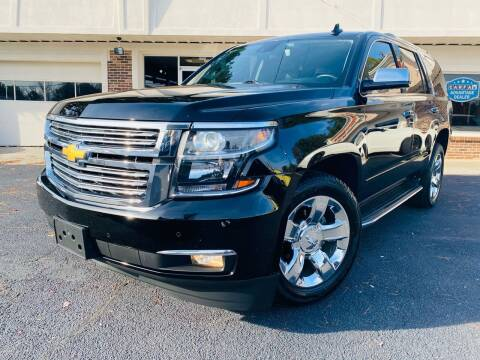 2015 Chevrolet Tahoe for sale at North Georgia Auto Brokers in Snellville GA