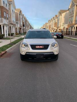2009 GMC Acadia for sale at Pak1 Trading LLC in South Hackensack NJ