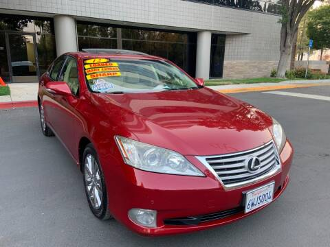 2012 Lexus ES 350 for sale at Right Cars Auto Sales in Sacramento CA