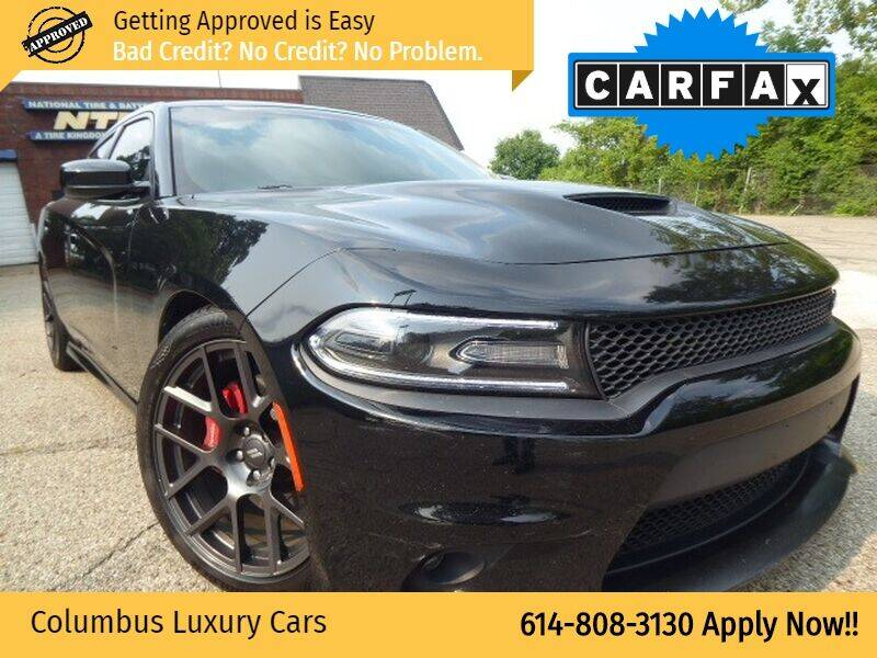 2017 Dodge Charger for sale at Columbus Luxury Cars in Columbus OH