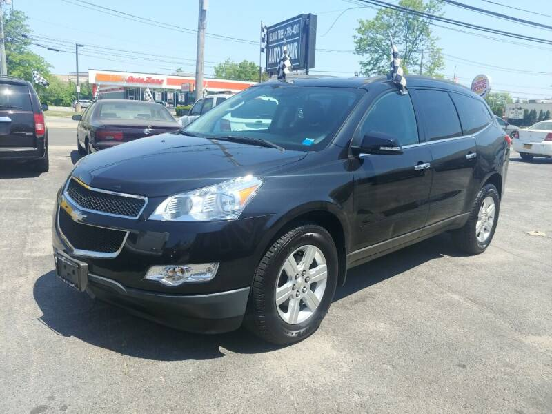 2011 Chevrolet Traverse for sale at Viking Auto Group in Bethpage NY