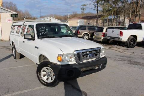 2008 Ford Ranger for sale at SAI Auto Sales - Used Cars in Johnson City TN