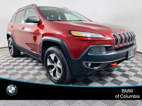 2015 Jeep Cherokee for sale at Preowned of Columbia in Columbia MO