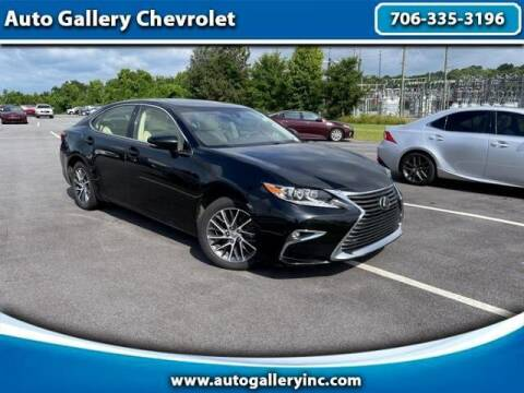 2017 Lexus ES 350 for sale at Auto Gallery Chevrolet in Commerce GA