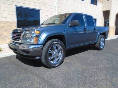2006 GMC Canyon for sale at COPPER STATE MOTORSPORTS in Phoenix AZ