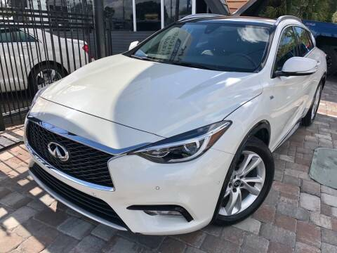 2017 Infiniti QX30 for sale at Unique Motors of Tampa in Tampa FL
