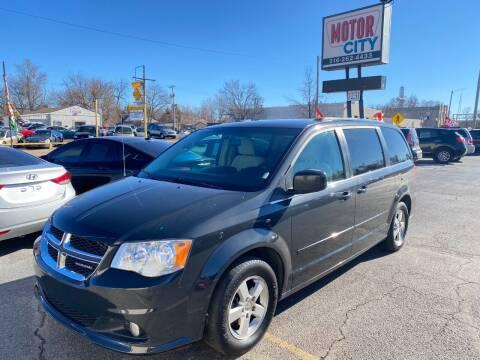 2011 Dodge Grand Caravan for sale at Motor City Sales in Wichita KS