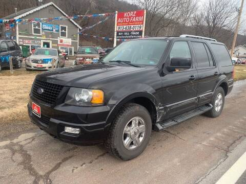 2006 Ford Expedition for sale at Korz Auto Farm in Kansas City KS