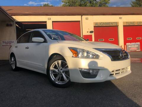 2014 Nissan Altima for sale at Keystone Auto Center LLC in Allentown PA