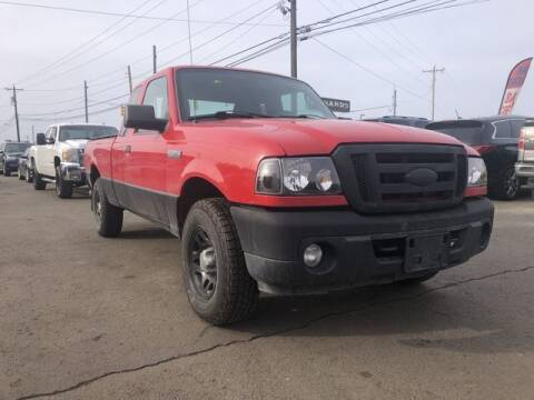2010 Ford Ranger for sale at Instant Auto Sales in Chillicothe OH