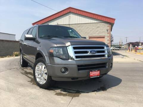 2014 Ford Expedition EL for sale at Rocky Mountain Commercial Trucks in Casper WY