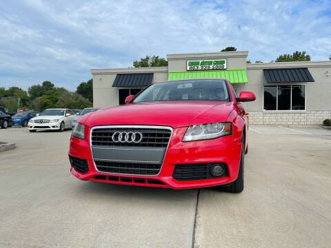 2009 Audi A4 for sale at Cross Motor Group in Rock Hill SC