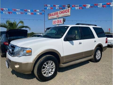 2014 Ford Expedition for sale at Dealers Choice Inc in Farmersville CA