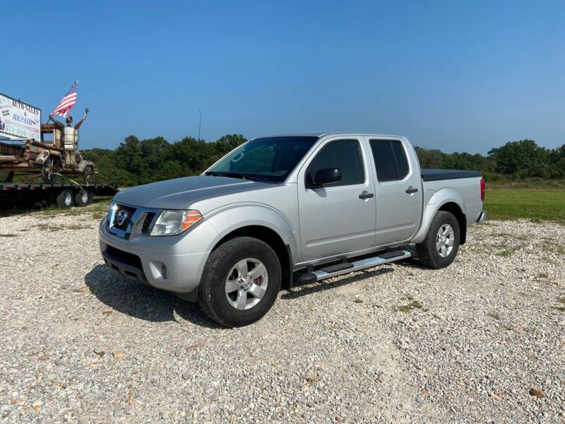 2012 Nissan Frontier for sale at Ken's Auto Sales & Repairs in New Bloomfield MO