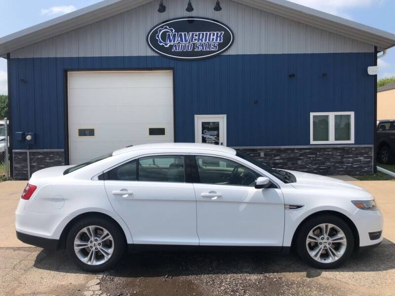 2013 Ford Taurus for sale at Maverick Automotive in Arlington MN
