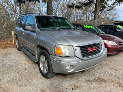 2005 GMC Envoy for sale at Super Wheels-N-Deals in Memphis TN