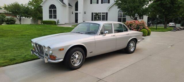 1972 Jaguar XJ6 for sale at Cars 4 Idaho in Twin Falls ID