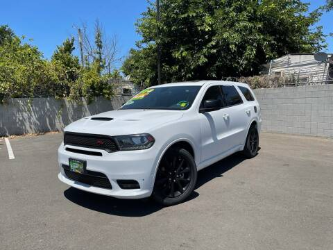 2018 Dodge Durango for sale at Used Cars Fresno Inc in Fresno CA