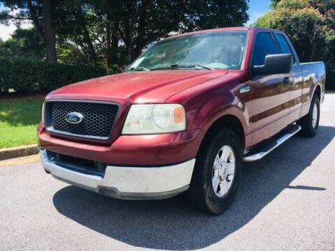 2004 Ford F-150 for sale at Atlanta United Motors in Buford GA