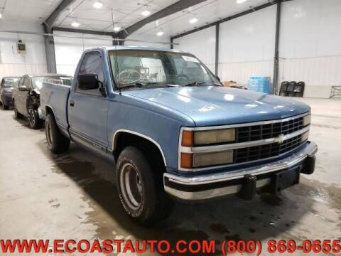 1991 Chevrolet C/K 1500 Series for sale at East Coast Auto Source Inc. in Bedford VA