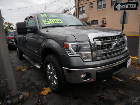 2014 Ford F-150 for sale at M & R Auto Sales INC. in North Plainfield NJ