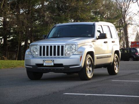 2009 Jeep Liberty for sale at Loudoun Used Cars in Leesburg VA