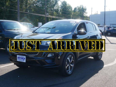 2020 Kia Sportage for sale at BRYNER CHEVROLET in Jenkintown PA