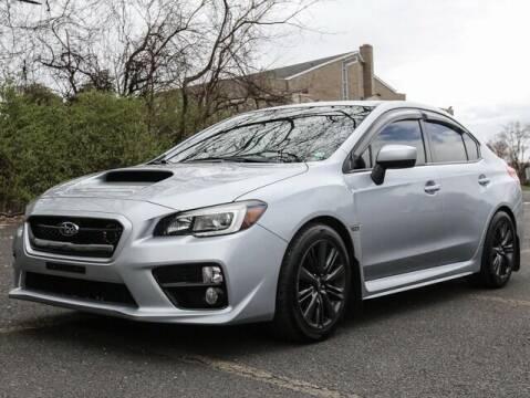 2015 Subaru WRX for sale at Professionals Auto Sales in Philadelphia PA