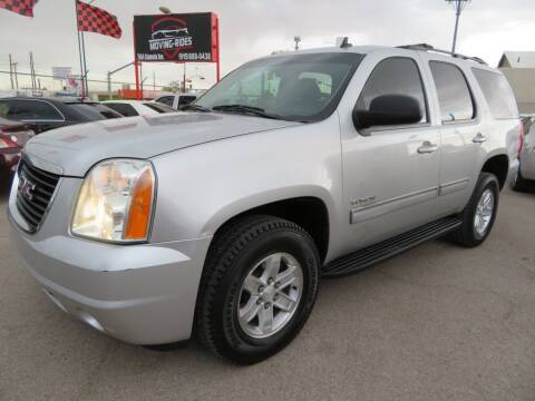 2014 GMC Yukon for sale at Moving Rides in El Paso TX