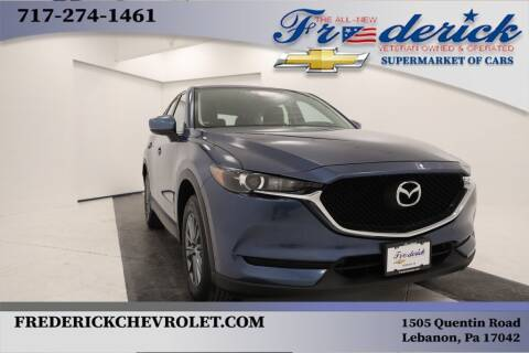 2017 Mazda CX-5 for sale at Lancaster Pre-Owned in Lancaster PA