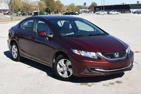 2015 Honda Civic for sale at Big O Auto LLC in Omaha NE