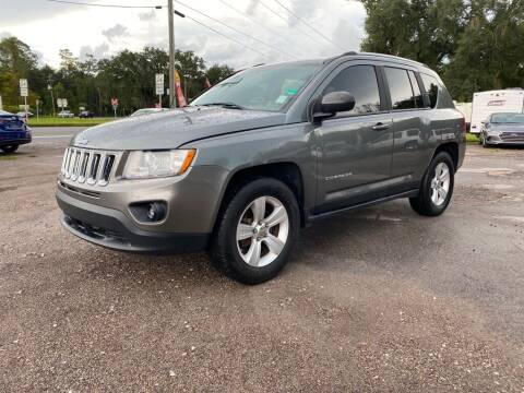 2012 Jeep Compass for sale at Right Price Auto Sales in Waldo FL