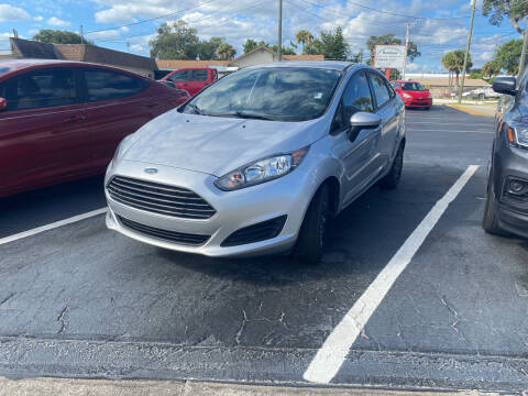 2014 Ford Fiesta for sale at Riviera Auto Sales South in Daytona Beach FL