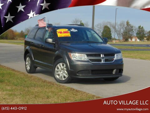 2018 Dodge Journey for sale at AUTO VILLAGE LLC in Lebanon TN