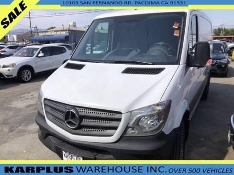 2017 Mercedes-Benz Sprinter Cargo for sale at Karplus Warehouse in Pacoima CA