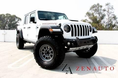 2021 Jeep Gladiator for sale at Zen Auto Sales in Sacramento CA