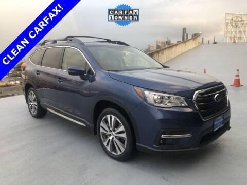 2021 Subaru Ascent for sale at Honda of Seattle in Seattle WA